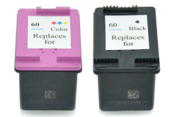 HP 인쇄 기계를 위한 도매 61b 61c 호환성 잉크 제트 카트리지