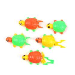 Giocattoli stabiliti della tartaruga di mare del piccolo giocattolo di plastica sveglio variopinto della tartaruga mini per 3+Children