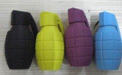 PVC Grenade à main des lecteurs Flash USB, vraisemblance
