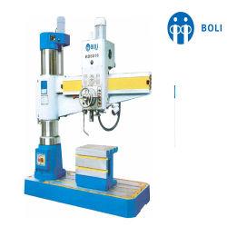 Hydraulische vertikale feste radialbohrmaschine Rd3210/Rd4010/Rd5016/Rd5020/Rd6320/Rd8025
