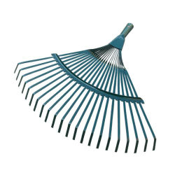 Der 22 Zahn-verlässt Hochleistungsstahlgarten-Rührstange-Kopf-Rasen laubwechselndes Grasweed-Reinigungsmittel - Garten-Hilfsmittel (der Griff nicht eingeschlossen) Esg12044