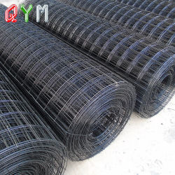 Elektrogalvanisierte Drahtgeflecht PVC beschichtete geschweißte Netzrolle