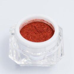 Los pigmentos U9906 rojo chino Mica Sintético de pigmentos de efecto metal puro cuero textiles rojo paquete de alimentos de los juguetes y Cosmética Package