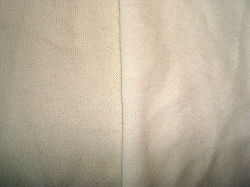 Le chanvre tricot polaire tissu organique