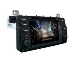 7 lettori DVD di Car di pollice con il GPS Bluetooth TV per BMW 3e46 (1998-2006)