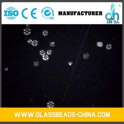 Une bonne stabilité chimique Jetting injecteur et le sablage des perles de verre