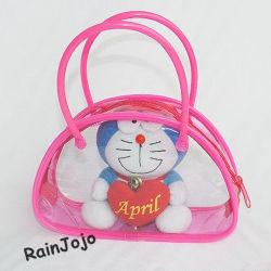 Nette Kinder PVC-Tasche für Geschenk-Verpackung