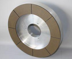 Glasierter Bond Diamond/CBN Doppelscheibe, Superschleifmittel