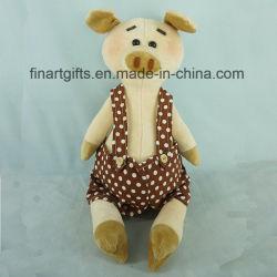 الصين عادة لعبة جيّدة سعر خنزير [كدّلي] لعبة حيوانيّ لأنّ عمليّة بيع