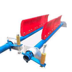 Uso per i pulitori secondari del nastro trasportatore della fabbrica professionale carboniera