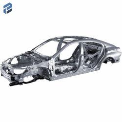 Hohe Präzision CNC bearbeitete Teile Aluminium oder Stahl und andere Metallteile für Auto oder Medizin