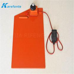 Настраиваемые Высококачественный гибкий нагревательный элемент из силиконового каучука/Пластины
