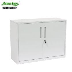 Mobilier de bureau deux Swing porte armoire de stockage de dépôt d'acier