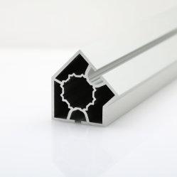 40мм Maxima угловой профиль на выставке, подставка для дисплея