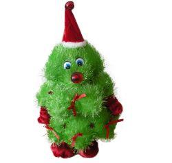 Arbre de Noël d'éclairage en peluche Toy Home Deco ARBOL DE NAVIDAD
