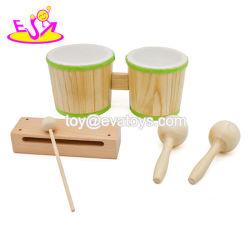 Hot nuevo producto para el año 2015 de madera para niños Juguetes Musicales, de alta calidad a los niños juguetes musicales Juguetes de madera, caliente la venta de juguetes musicales baratos W07A075