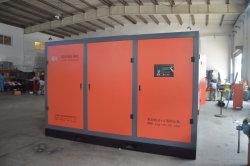 High-End-Wasserkühlung Schraube Luftkompressor 110kW 150HP Schraubenriemen Angetriebene Kompressoren
