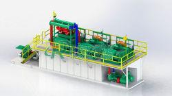 نظام التحكم في المواد الصلبة للثقب للزيت أو HDD