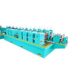 La vente directe d'usine industrielle tuyau acier au carbone rond Carré Rectangle Making Machine laminoir à tubes de soudage