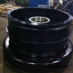 Belaz 51-24.00/5.0の車輪の縁のBelaz鋼鉄75131の車輪