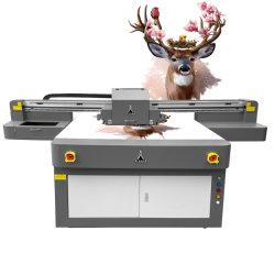Stampante UV digitale in rilievo 3D con servizio professionale gratuito