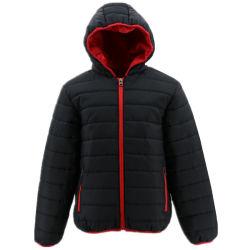Werksgesundheitswesen-kundenspezifische niedriger Preis-Entwerfer-Winter-Baumwollkleidet geschwollenes unbelegtes Kind-Baby 6 das Einjahreskleine grosse Kind-Jungen-Kind-Abnützung-Umhüllung Kleidungs-Mantel
