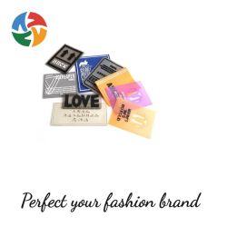 OEM 맞춤형 엠보싱 브랜드 로고 3D PVC 실리콘 고무 패치 군용 라벨