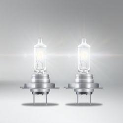 H7 12V 55W PX26D night breaker Faro de plata de las luces de lámparas halógenas las lámparas de Automóviles de alquiler de autobuses y camiones