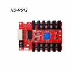 Huidu P3 P4 P5 P6 P8 P10 WiFiの無線制御カードHD-R500/R508/R512/R516/R612