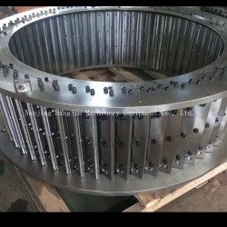 A8 Qualitäts-industrielles Holz Höhenflossenstation-D2 SKD11, das Chipper Messer bearbeitet