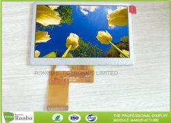 4.3 Polegada 480x272 RGB 40pino substituir em043TN25 TFT LCD Opção de tela de painel táctil Resistivo