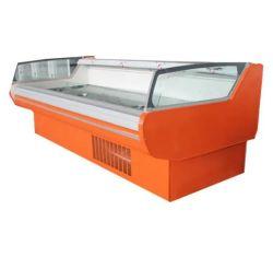 Supermarché commercial boucherie atelier de viandes Deli appareils de réfrigération