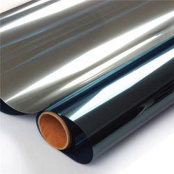 Un 5% de Carbón de leña metálica reflectante Solar Coche Cristal de la ventana de película de tinte
