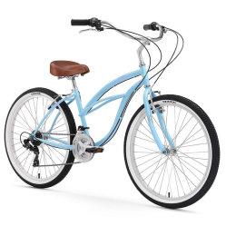 """Produtos quentes 26"""" Beach Cruiser Steel Retro Cruiser Bicicletas"""