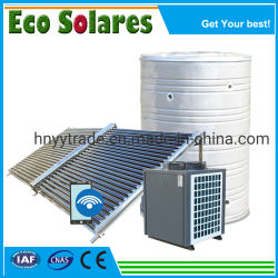 Comitato pressurizzato di energia solare evacuato 2020 alto 58mm del collettore solare del condotto termico del tubo
