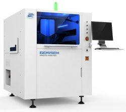 HTGD 새로운 SMT 자동 스크린 프린터 고속 납땜 페이스트 PCB 생산 라인용 인쇄 기계(GD450+)