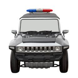 Hummer 4 ruedas Micro mini Electric Cívico Advertencia Cruiser con 2-4 escaños