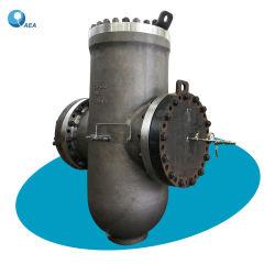 API 6D Stellite sellado metálico de acero al carbono placa plana brida Válvula de compuerta de Losa