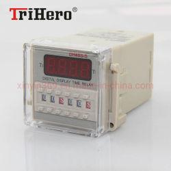 Dh48S-S 遅延リレー 0.1 ~ 99 時間デジタルツインタイマー