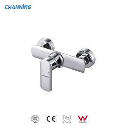 工場価格の壁掛け式バスルームシャワー、蛇口、黄銅シングルレバーバスタップ およびミキサー( QT-72 4101 )