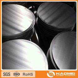 둥근 알루미늄 금속 1070/3003 알루미늄은 고품질 및 싼 가격을%s 가진 알루미늄 원형을 강타한다