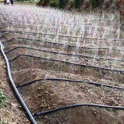 50 مم 2 بوصة مزرعة مقاومة للأشعة فوق البنفسجية الطرية مقاومة الضغط العالي الطري ميكرو للري قم برش خرطوم أنبوب المطر