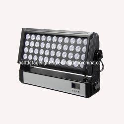 LED 44PCS 10W シティカラーウォールワッシャ屋外防水 IP65 ステージライト