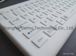 Médicos de Hospital para teclado resistente al agua y la sala blanca