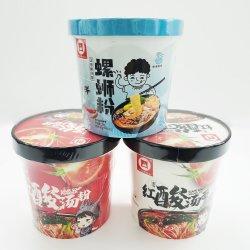 Instant Noodles Verpakkingen Spicy Instant Food Hot en Sour Rice Vermicelli Noodles Wholesale Instant Konjac Noodles