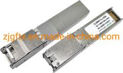 Оптоволоконный RoHS совместимых 10Гбит/с SFP+ двунаправленный приемопередатчик, 100км достичь