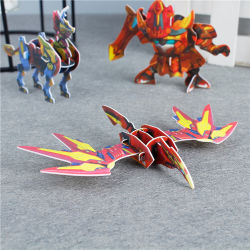 هدية ترويجية لغز بانوراما لغز 3D الفكرية لعبة لغز البلاستيك fidget Toys