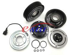 Автозапчастей AC электромагнитной муфты для Nissan Murano 2.5L 6pk 12V 129мм 35X55X20