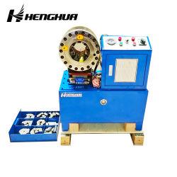 Vente à chaud 2′ ′ 220V pression de tuyau monophasé Machine à sertir hydraulique d'extracteur d'huile