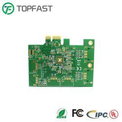 Fr4 multicapa Hola PCB Tg 4/4mil Control de la impedancia de placa de circuito personalizado Imprimir